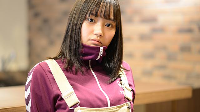 美少女図鑑アワード2020 準グランプリ 古波蔵心杏 tracktop girl アザーカット2