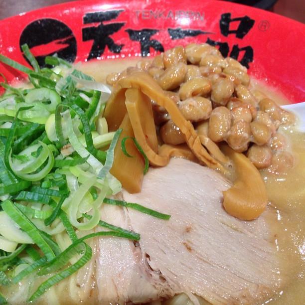 納豆ラーメン2