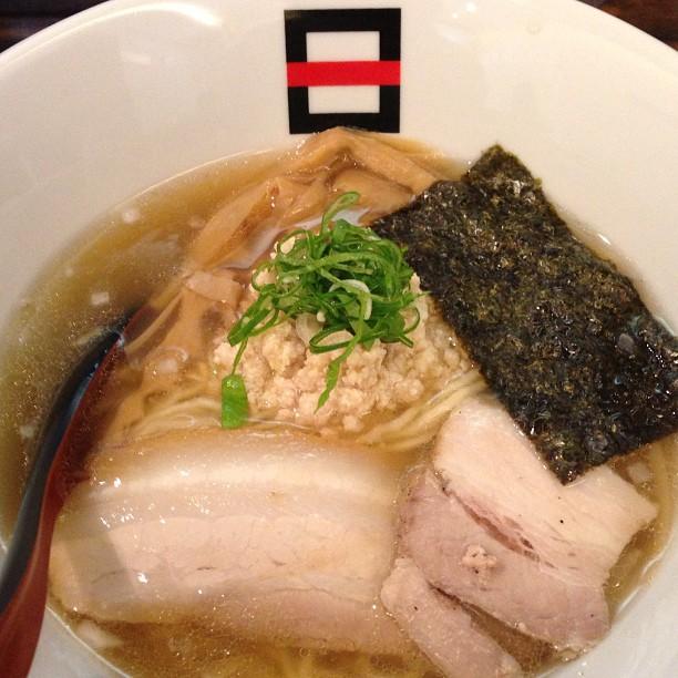麺処hachi 塩ラーメン